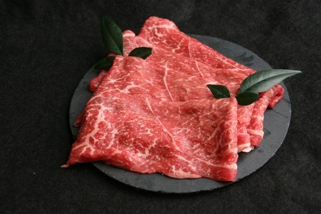 お肉 食事 和食