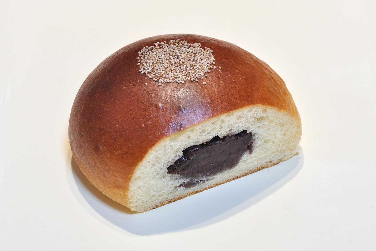 パン あんぱん 食事