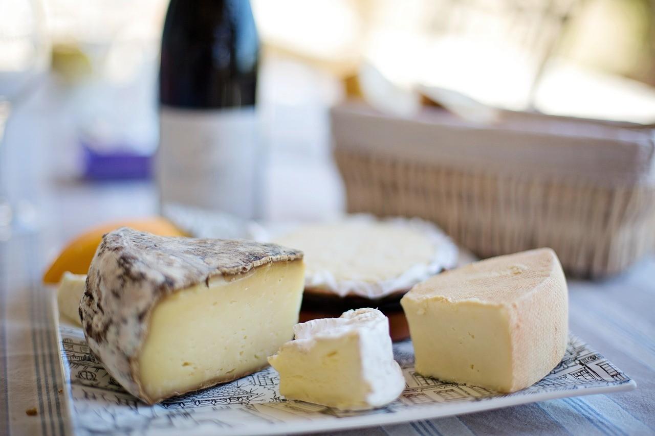チーズ 食事