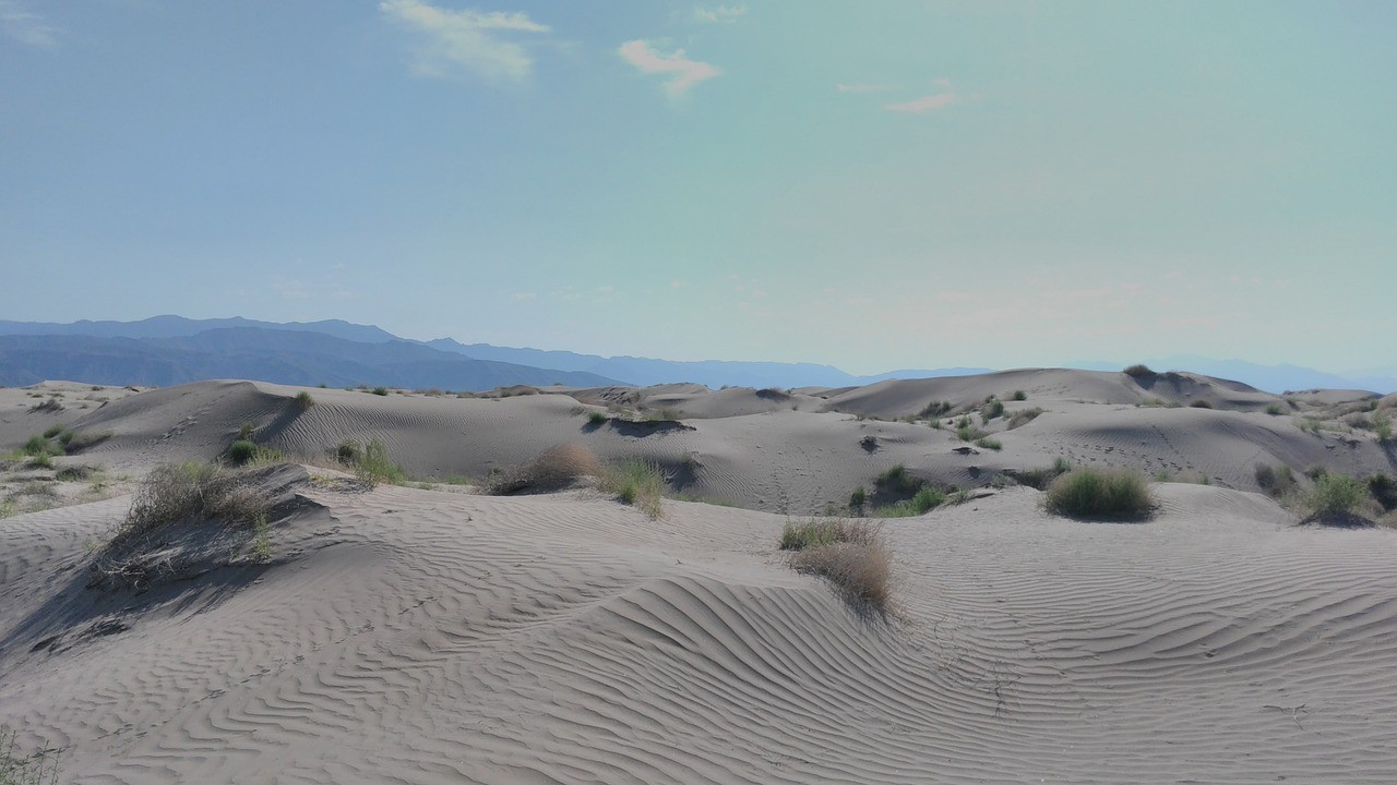 砂漠 風景 自然 メキシコ 世界遺産