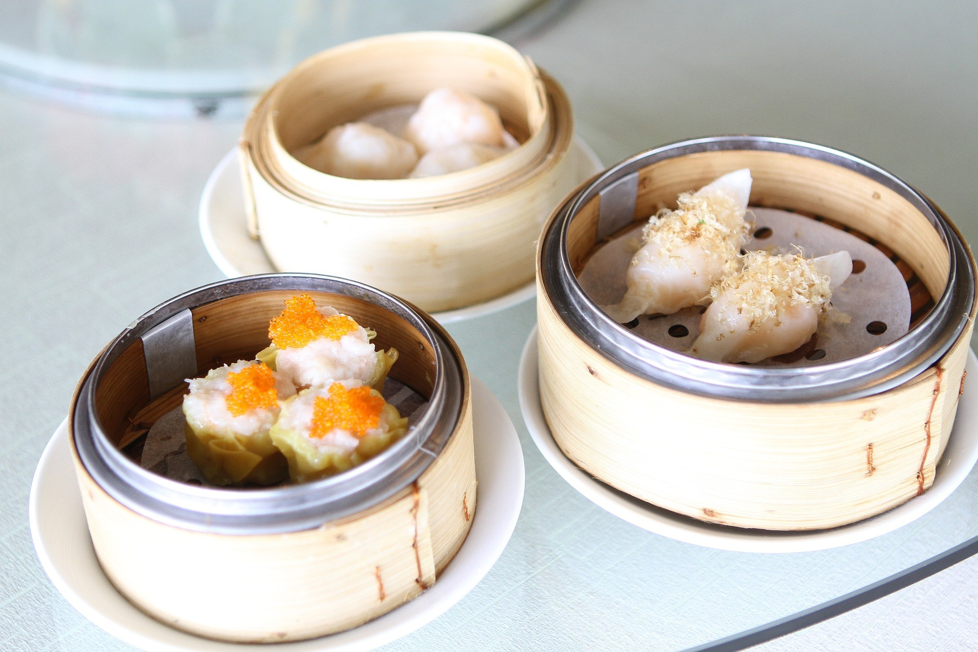 小籠包 中華 食事