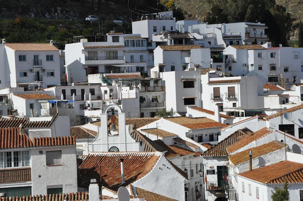 スペイン 風景 街並み
