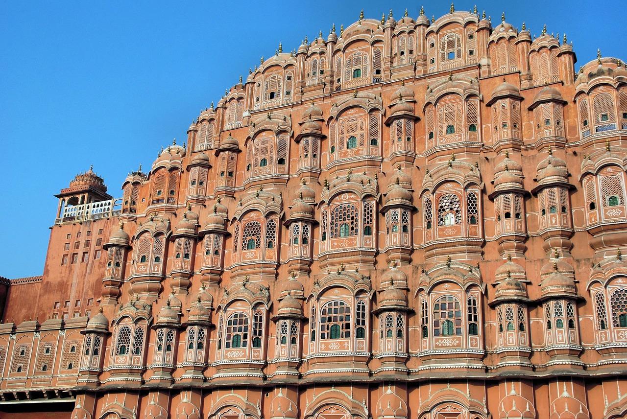 風景 建築 インド 世界遺産