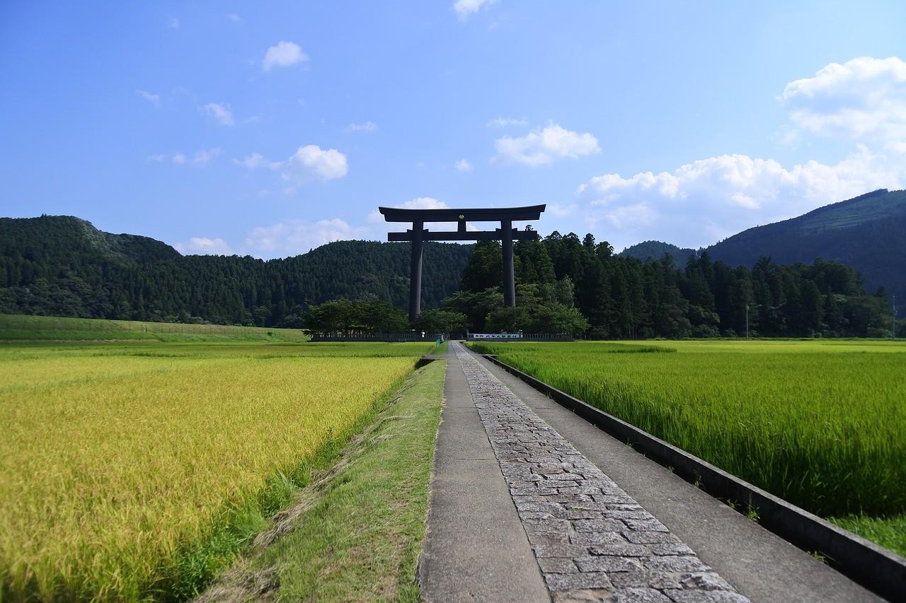 鳥居 熊野 神社 仏閣