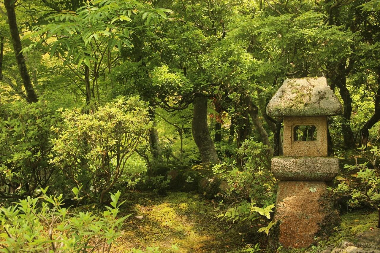 お寺 庭園 神社 仏閣 風景