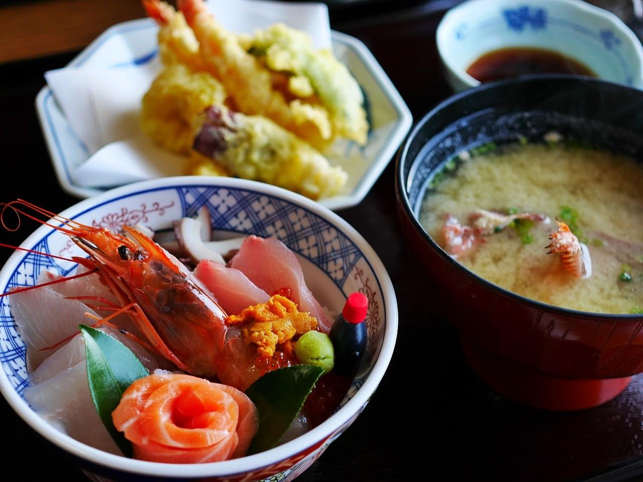海鮮 丼もの 食事 和食 定食