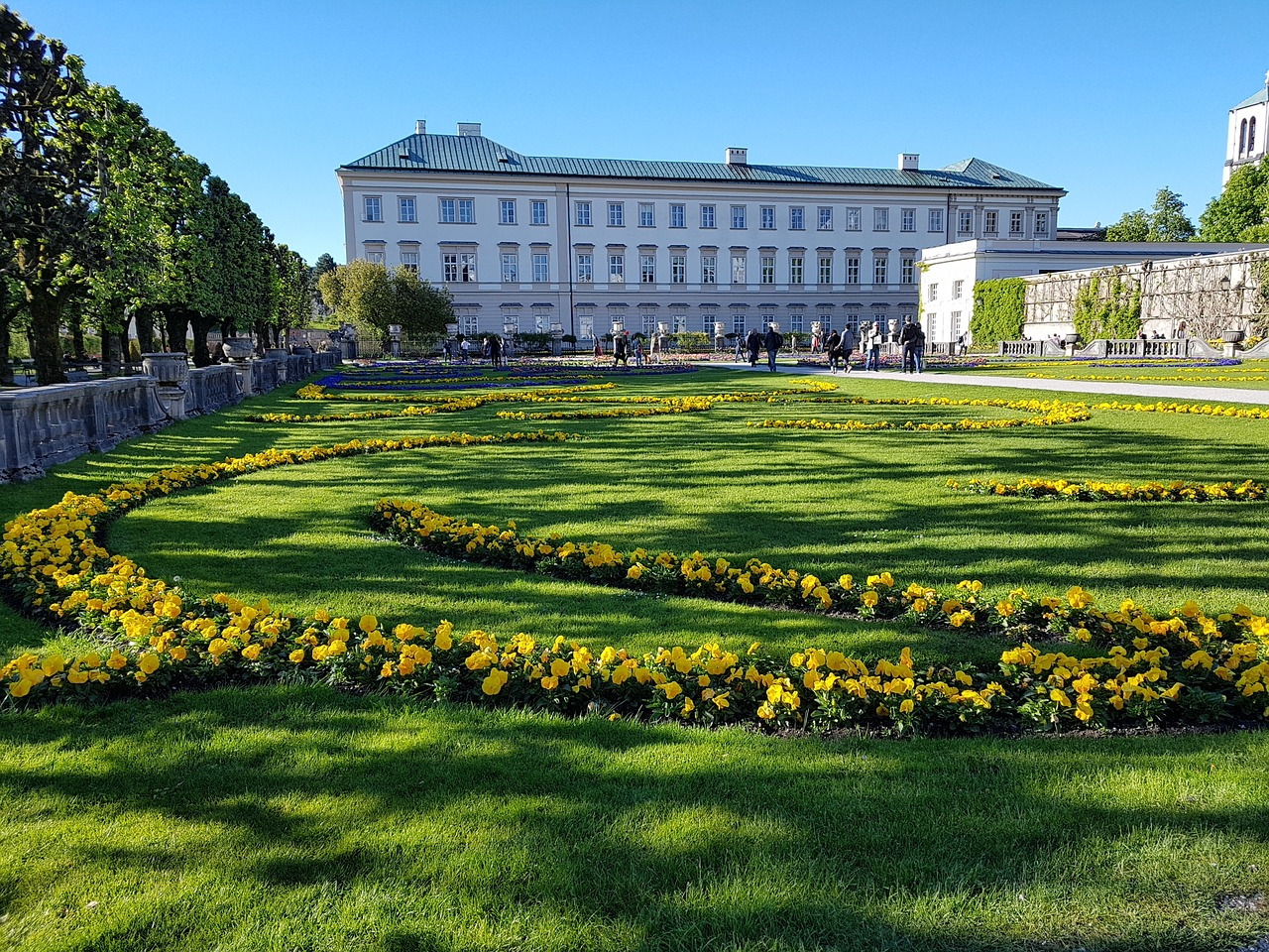 オーストリア 風景 自然