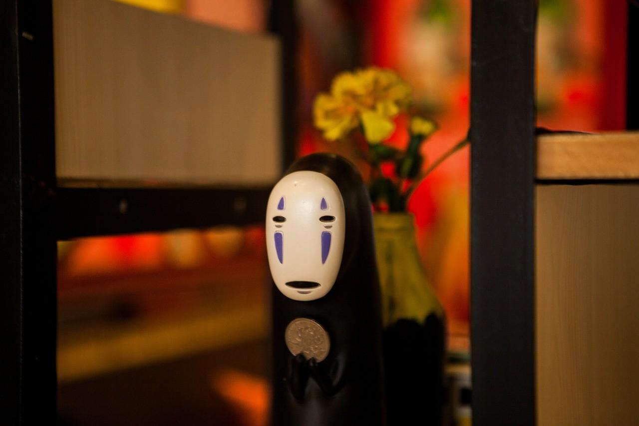 カオナシ ジブリ 人形 おもちゃ 日本