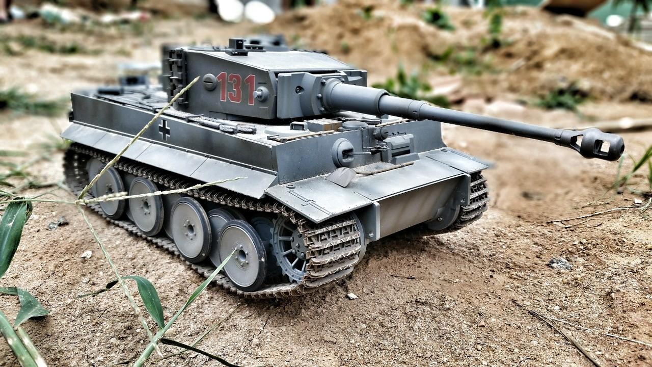 サバイバル アクティビティ 戦車