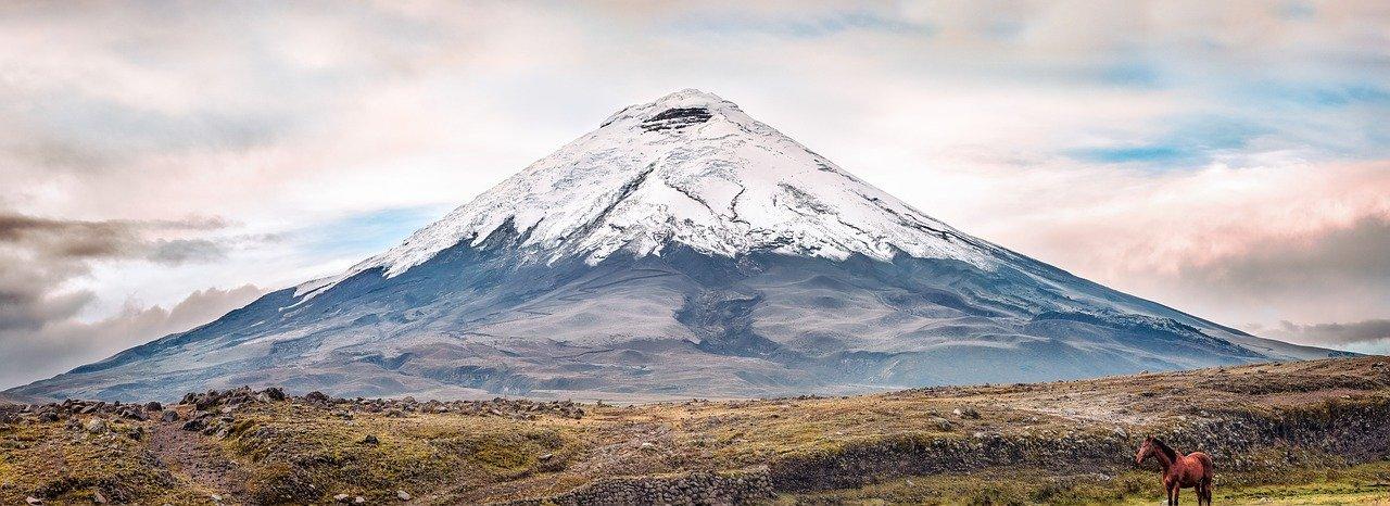 エクアドル 世界遺産 自然 風景