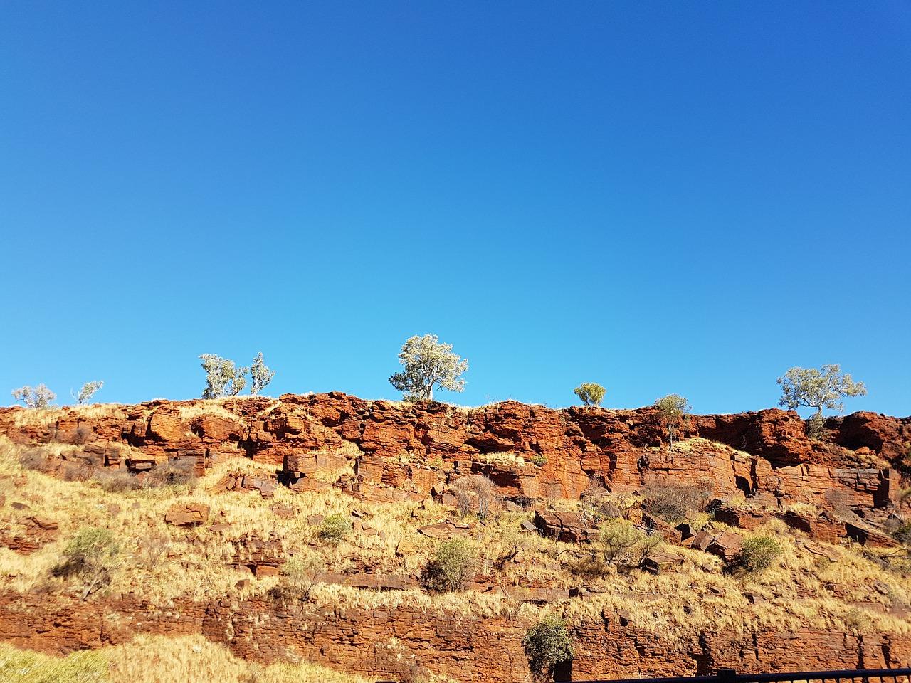 オーストラリア 世界遺産 自然 風景