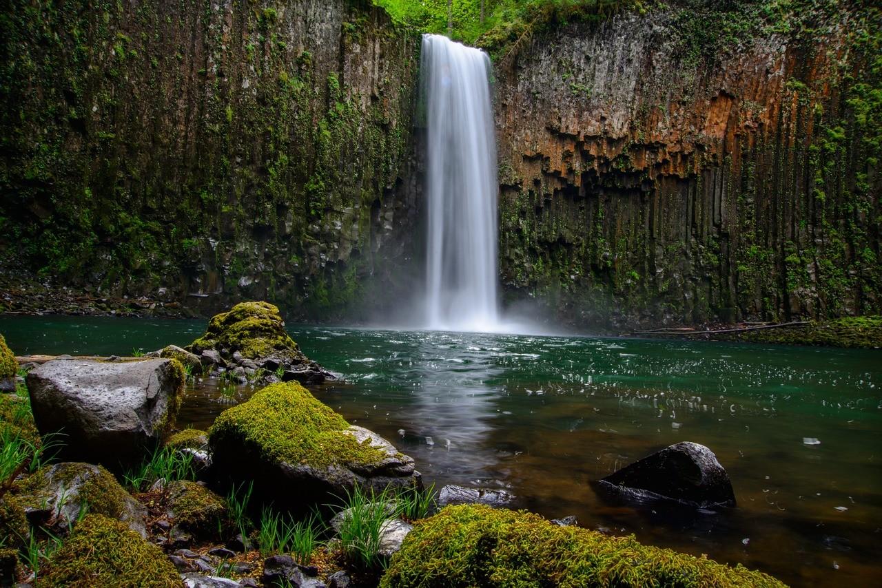 たき 自然 風景