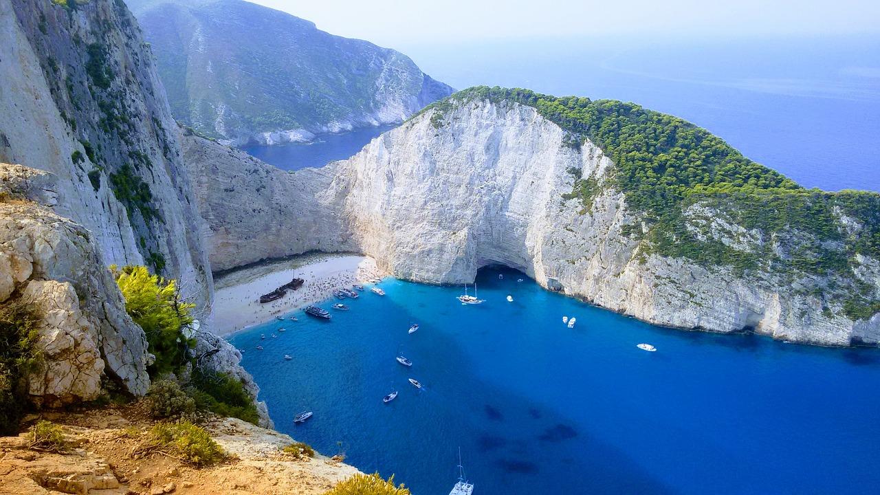 ギリシャ 風景 自然